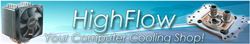 High flow.nl logo