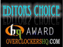 overclockers hq editors choice