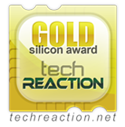 TechReaction Gold Award