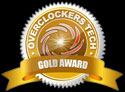 overclockers tech award